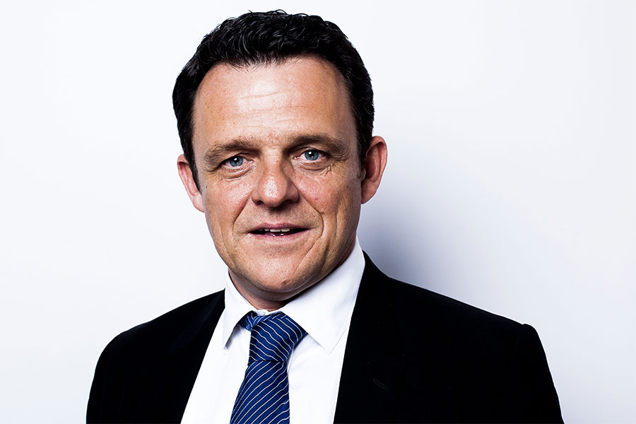Laurent Fiard – Président Medef Lyon Rhône