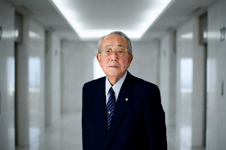 Un leader positif inspirant: Kazuo Inamori