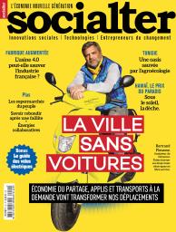 Interview d'Yves Le Bihan dans le magazine SOCIALTER