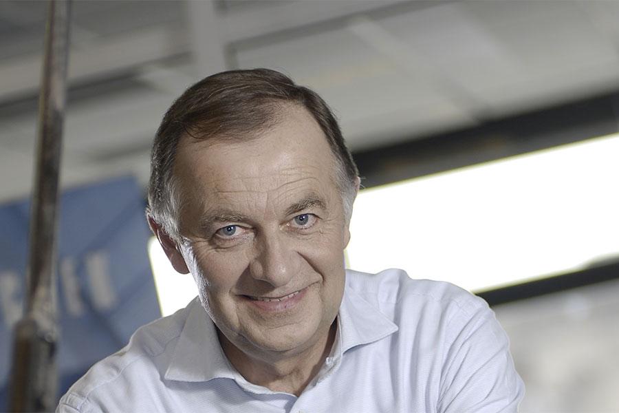 Yves Poivey – Président d'ERAS