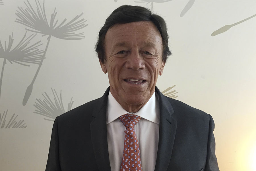 Guy CHIFFLOT – Président Directeur Général, ORAPI