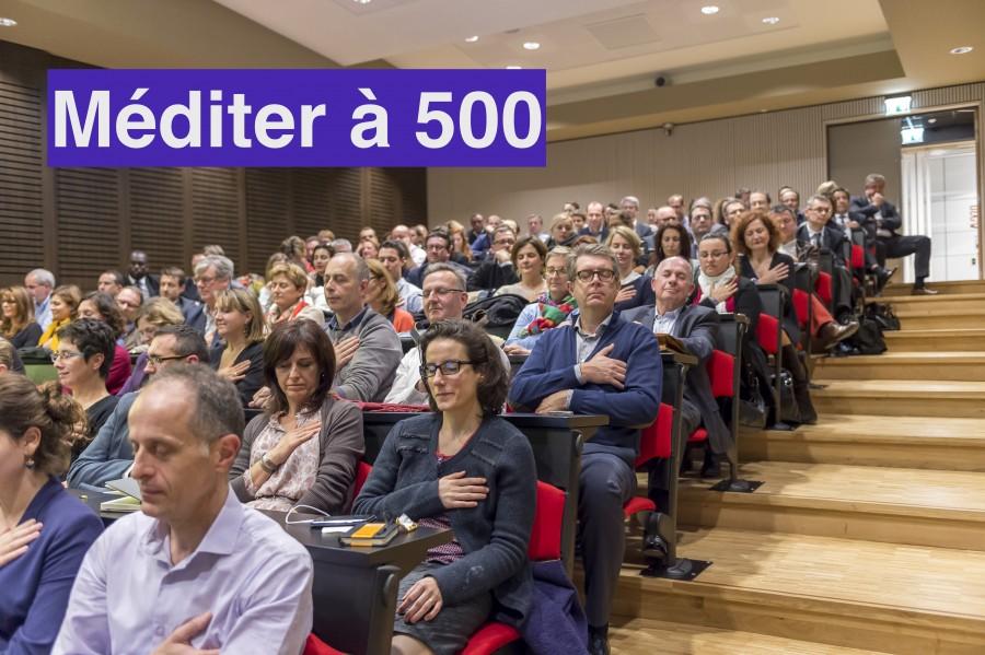 Méditer à 500
