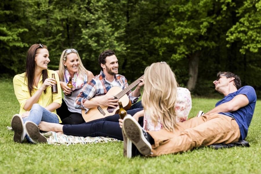 La connexion sociale comme recette du bonheur ?