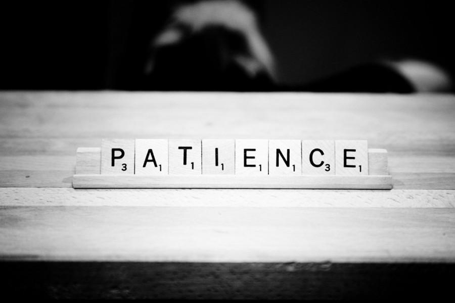 Les vertus de la patience