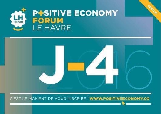 Yves Le Bihan au Forum de l'économie positive 2016