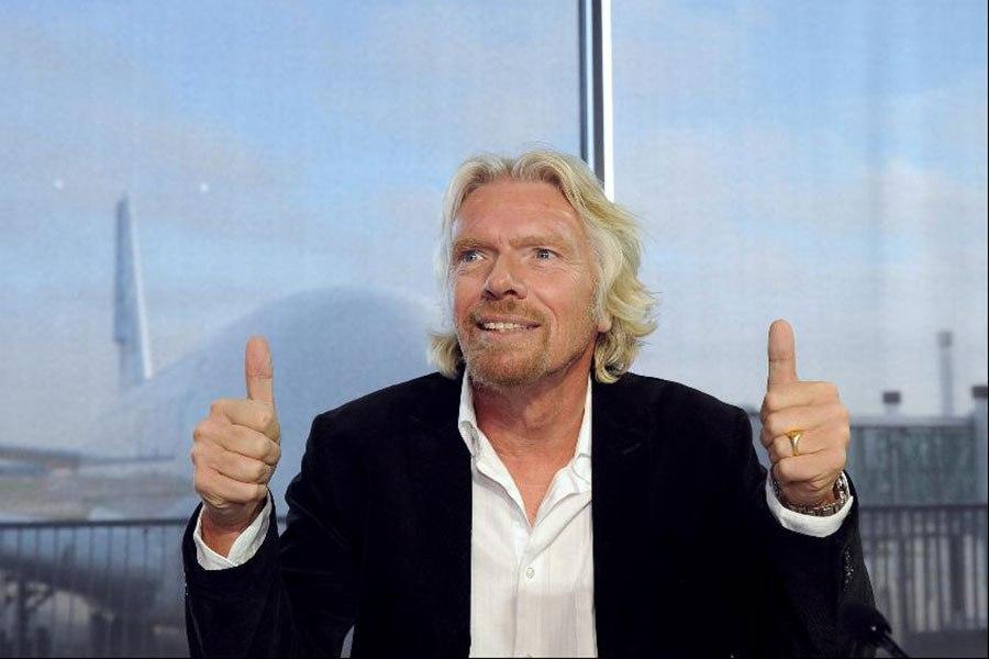 Richard Branson : Réinventons nos modèles d'affaire.