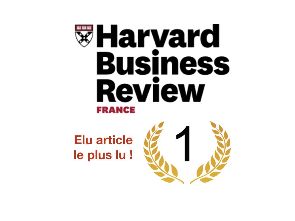 Intelligences émotionnelle, artificielle et collective: nouvelle chronique d'Yves Le Bihan pour HARVARD BUSINESS REVIEW
